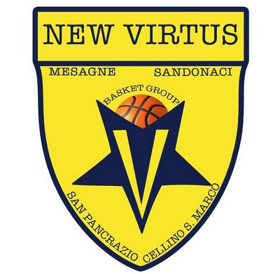 new virtus mesagne logo nov17