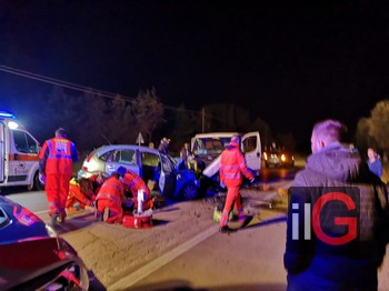 incidente provle brindisi san vito