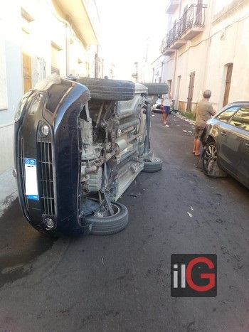 incidente via marcantonio catiniano