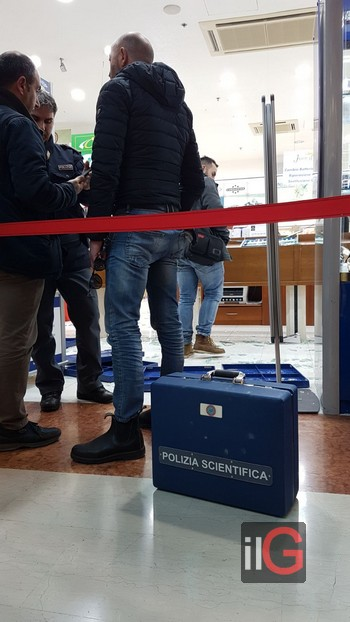 polizia scientifica gioielleria