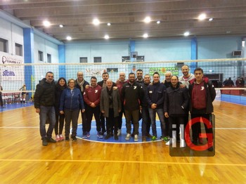 mesagne volley 2017
