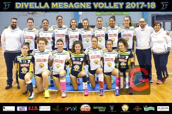 volley divella 2018