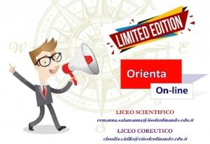 "Corsi di orientamento IISS ""Epifanio Ferdinando"""